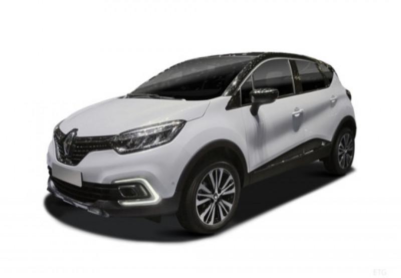 Renault Captur 0.9 TCe 90ch Intens - 19 Rouge occasion à LE PERREUX-SUR-MARNE