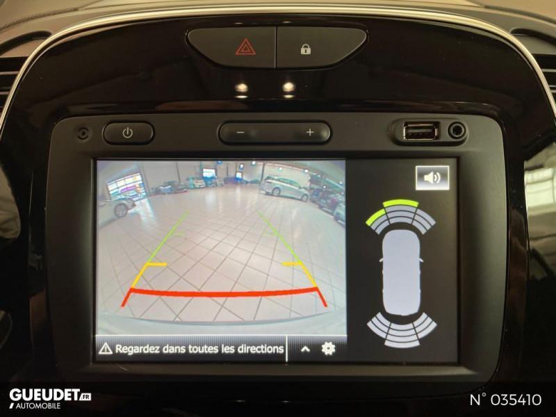 Renault Captur 0.9 TCe 90ch Intens - 19 Gris occasion à Beauvais - photo n°13