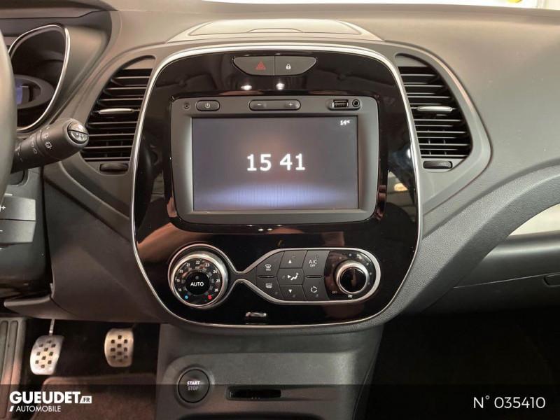 Renault Captur 0.9 TCe 90ch Intens - 19 Gris occasion à Beauvais - photo n°11