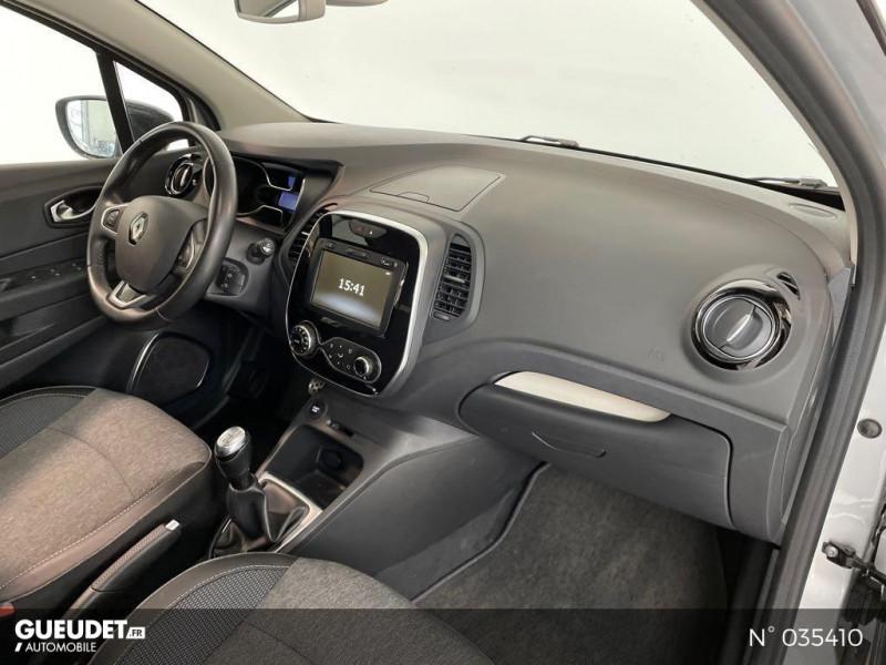 Renault Captur 0.9 TCe 90ch Intens - 19 Gris occasion à Beauvais - photo n°4