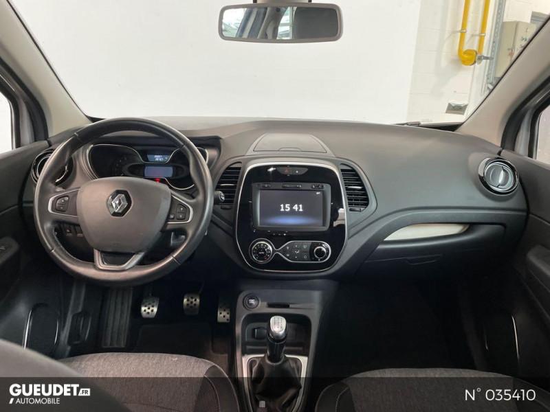 Renault Captur 0.9 TCe 90ch Intens - 19 Gris occasion à Beauvais - photo n°10