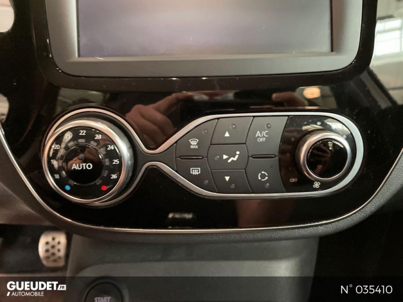 Renault Captur 0.9 TCe 90ch Intens - 19 Gris occasion à Beauvais - photo n°15