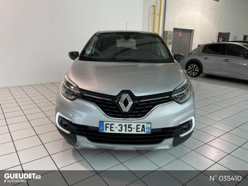 Renault Captur 0.9 TCe 90ch Intens - 19 Gris occasion à Beauvais - photo n°2