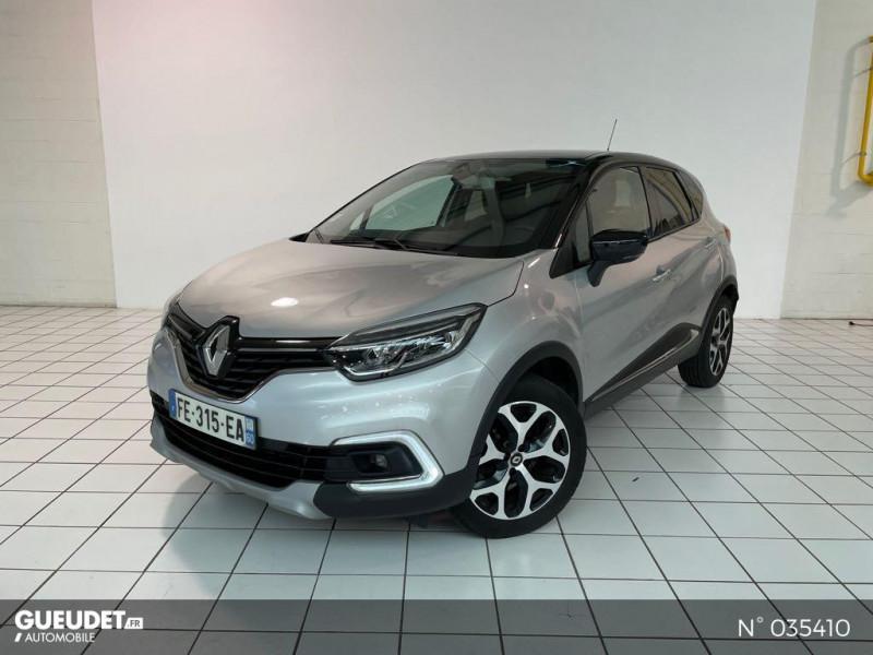 Renault Captur 0.9 TCe 90ch Intens - 19 Gris occasion à Beauvais