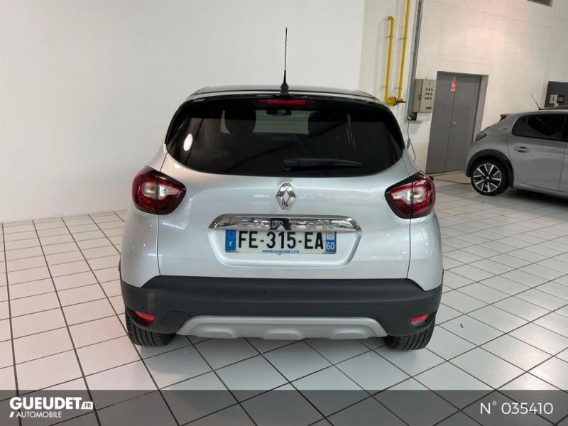 Renault Captur 0.9 TCe 90ch Intens - 19 Gris occasion à Beauvais - photo n°3