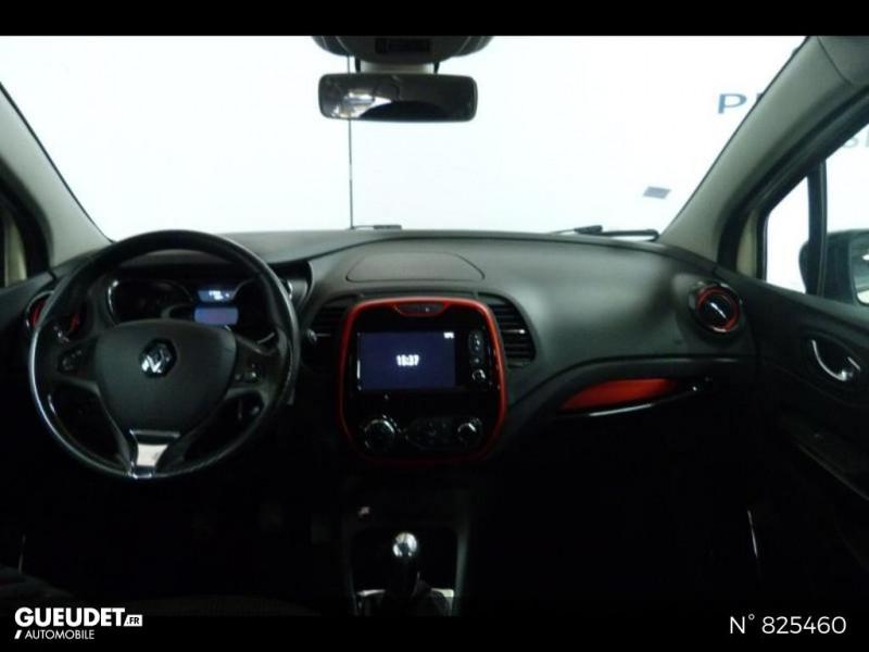 Renault Captur 0.9 TCe 90ch Stop&Start energy Life Euro6 Beige occasion à Avon - photo n°4