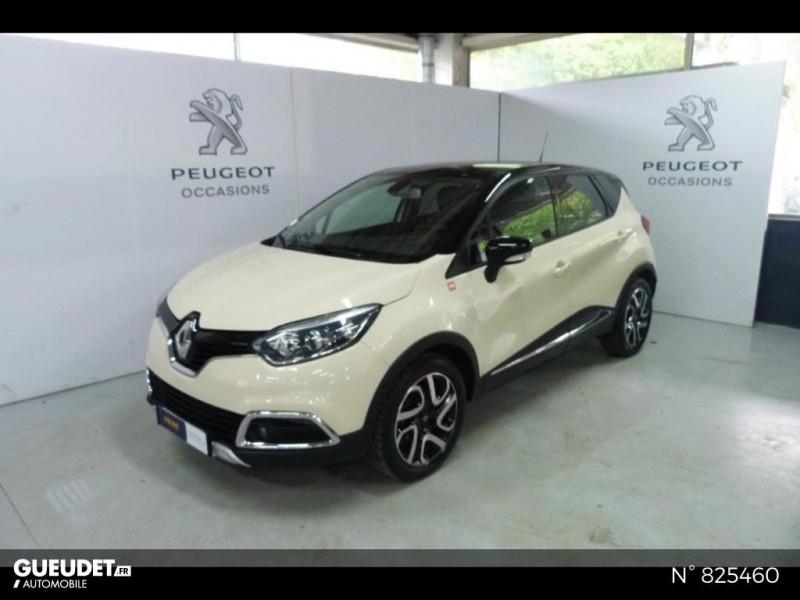 Renault Captur 0.9 TCe 90ch Stop&Start energy Life Euro6 Beige occasion à Avon