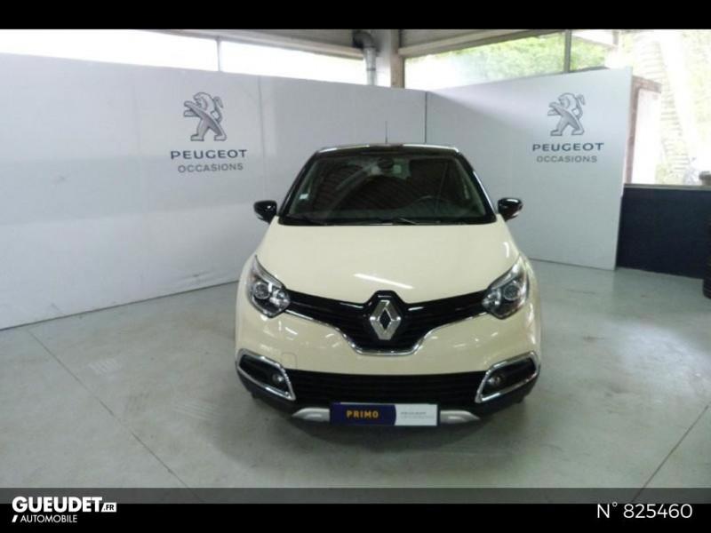 Renault Captur 0.9 TCe 90ch Stop&Start energy Life Euro6 Beige occasion à Avon - photo n°3