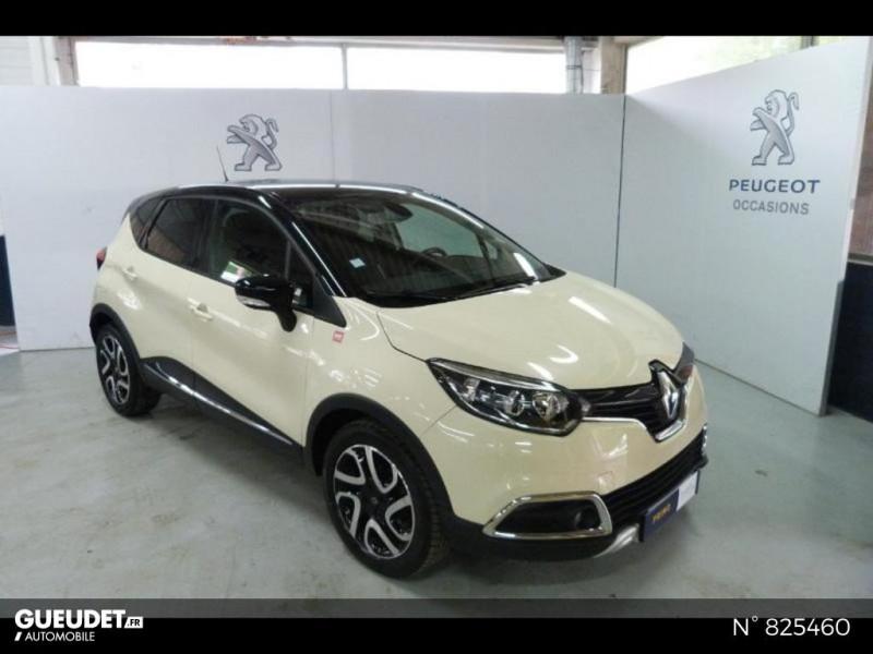 Renault Captur 0.9 TCe 90ch Stop&Start energy Life Euro6 Beige occasion à Avon - photo n°2