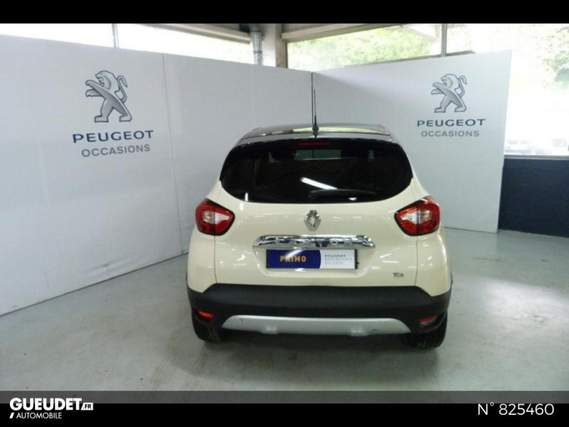 Renault Captur 0.9 TCe 90ch Stop&Start energy Life Euro6 Beige occasion à Avon - photo n°18