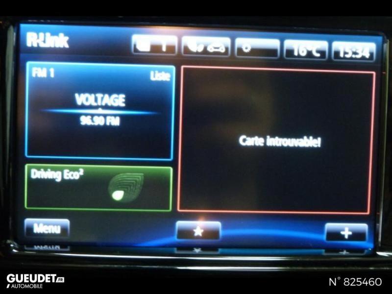 Renault Captur 0.9 TCe 90ch Stop&Start energy Life Euro6 Beige occasion à Avon - photo n°14