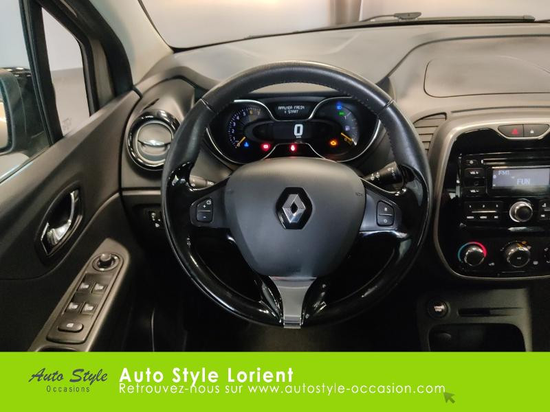 Renault Captur 0.9 TCe 90ch Stop&Start energy Zen eco² Beige occasion à LANESTER - photo n°7