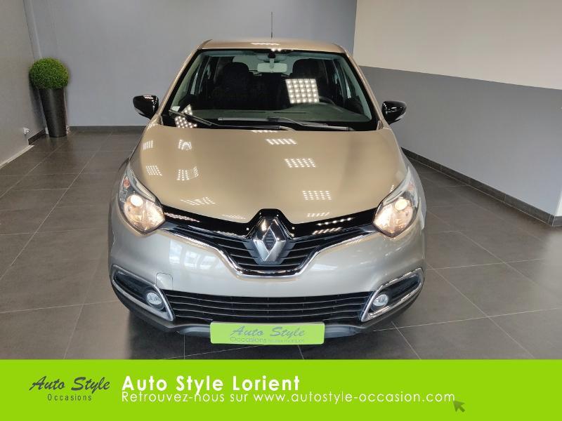 Renault Captur 0.9 TCe 90ch Stop&Start energy Zen eco² Beige occasion à LANESTER - photo n°5