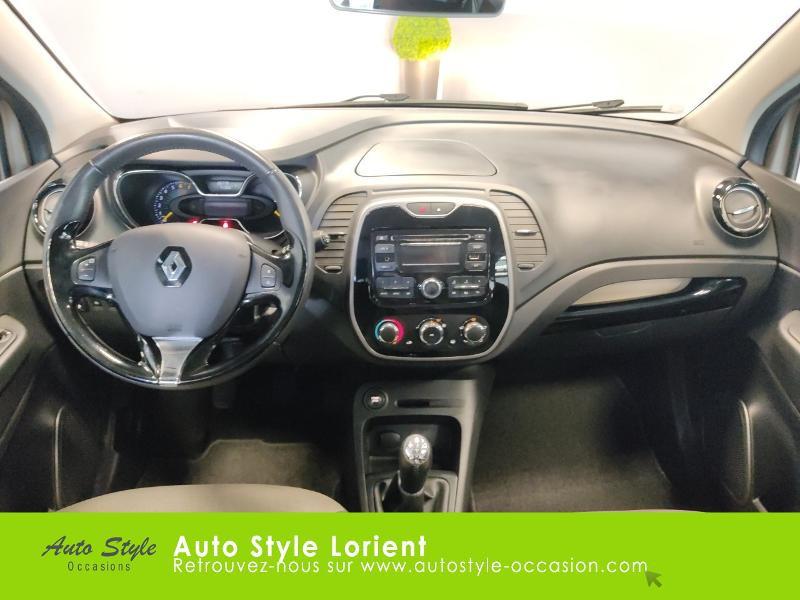 Renault Captur 0.9 TCe 90ch Stop&Start energy Zen eco² Beige occasion à LANESTER - photo n°6
