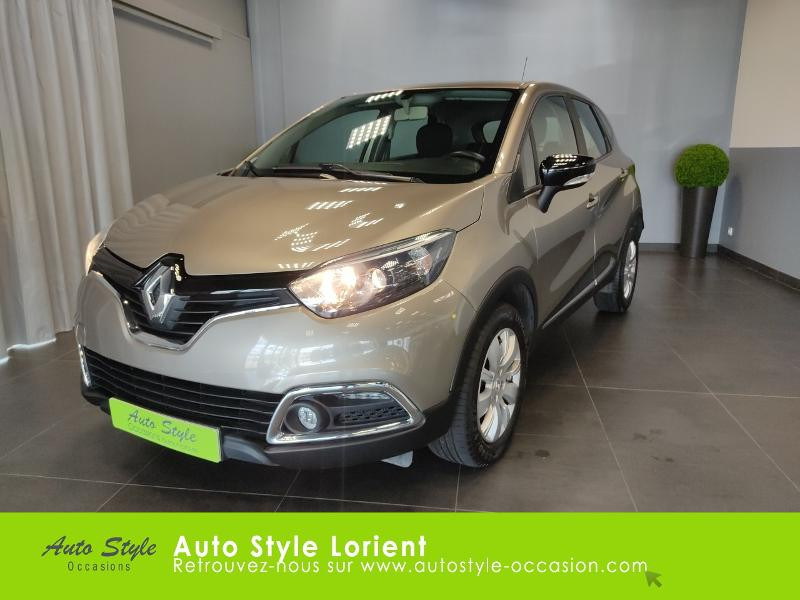 Renault Captur 0.9 TCe 90ch Stop&Start energy Zen eco² Beige occasion à LANESTER