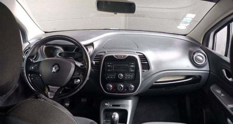 Renault Captur 0.9 TCe eco 90 cv 54000kms Gris occasion à Francin - photo n°5