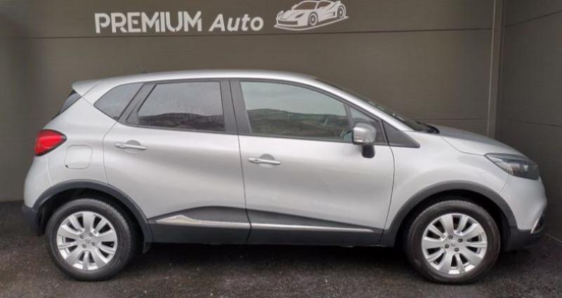 Renault Captur 0.9 TCe eco 90 cv 54000kms Gris occasion à Francin - photo n°2