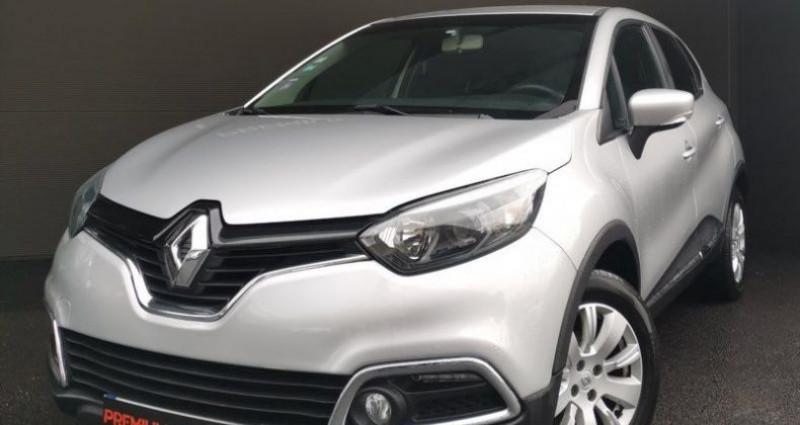 Renault Captur 0.9 TCe eco 90 cv 54000kms Gris occasion à Francin