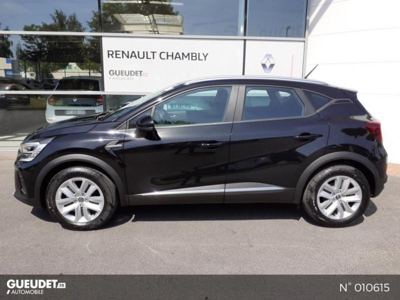 Renault Captur 1.0 TCe 100ch Business - 20 Noir occasion à Chambly - photo n°8