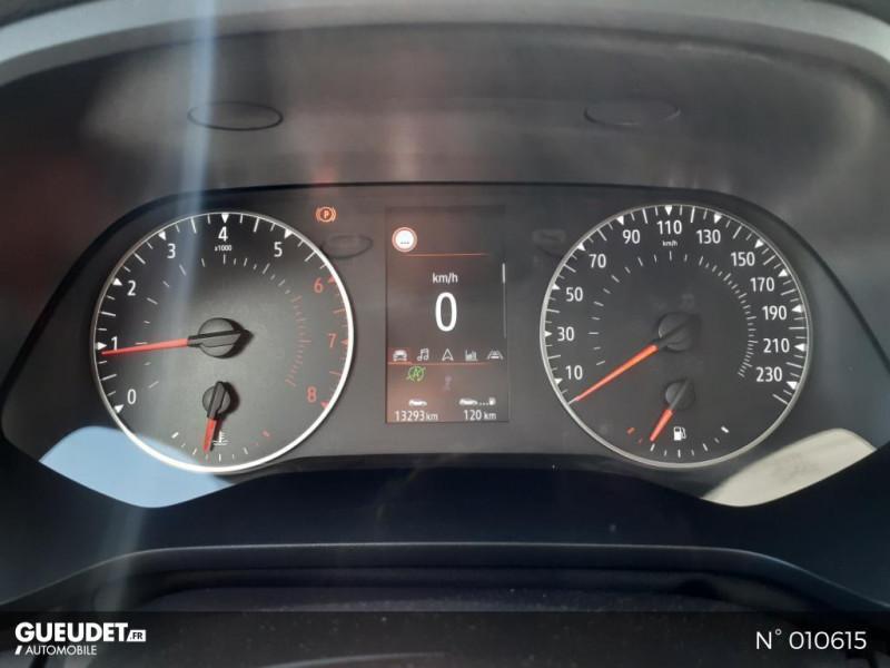 Renault Captur 1.0 TCe 100ch Business - 20 Noir occasion à Chambly - photo n°12