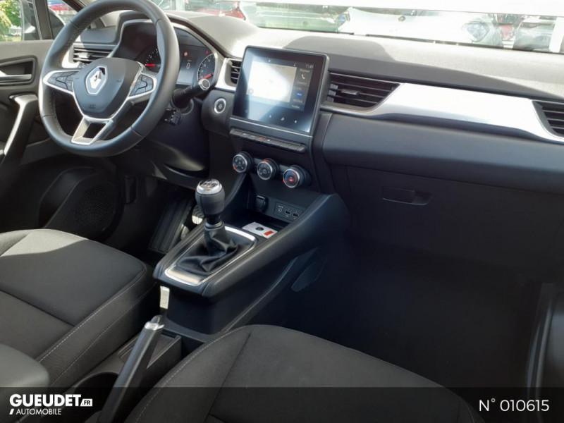 Renault Captur 1.0 TCe 100ch Business - 20 Noir occasion à Chambly - photo n°4
