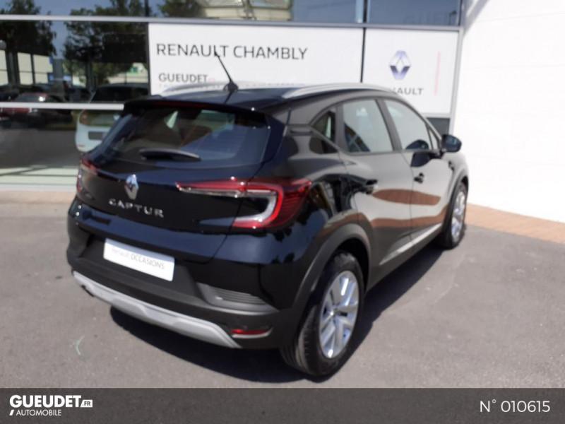 Renault Captur 1.0 TCe 100ch Business - 20 Noir occasion à Chambly - photo n°6