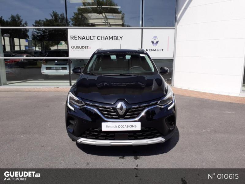 Renault Captur 1.0 TCe 100ch Business - 20 Noir occasion à Chambly - photo n°2