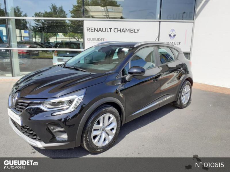 Renault Captur 1.0 TCe 100ch Business - 20 Noir occasion à Chambly