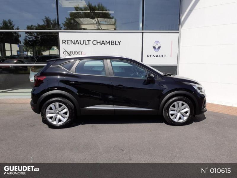 Renault Captur 1.0 TCe 100ch Business - 20 Noir occasion à Chambly - photo n°7