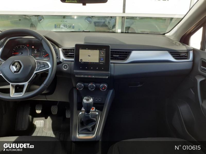 Renault Captur 1.0 TCe 100ch Business - 20 Noir occasion à Chambly - photo n°10