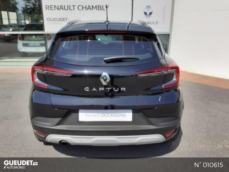 Renault Captur 1.0 TCe 100ch Business - 20 Noir occasion à Chambly - photo n°3