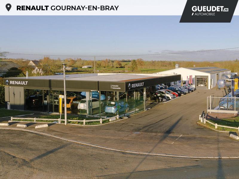 Renault Captur 1.0 TCe 100ch Business - 20 Gris occasion à Gournay-en-Bray - photo n°17