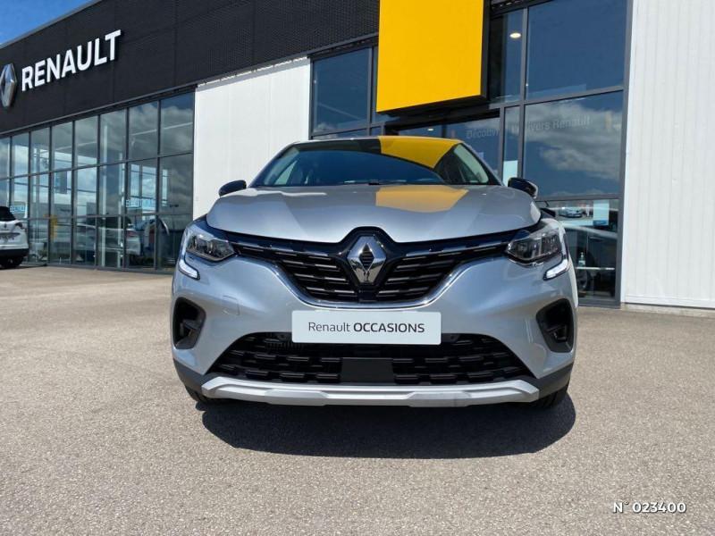 Renault Captur 1.0 TCe 100ch Business - 20 Gris occasion à Gournay-en-Bray - photo n°2