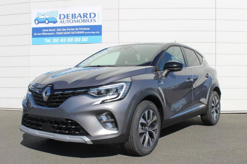 Renault Captur 1.0 TCE 100CH INTENS - 20 Gris occasion à Saint-Saturnin