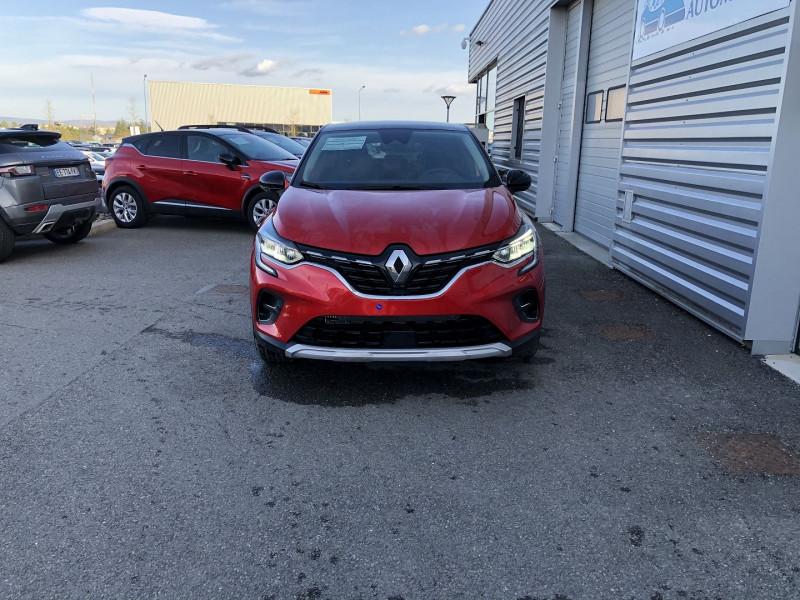 Renault Captur 1.0 TCE 100CH INTENS - 20 Rouge occasion à Onet-le-Château - photo n°7