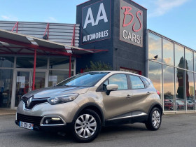 Renault Captur Marron, garage BS CARS.COM à Castelmaurou