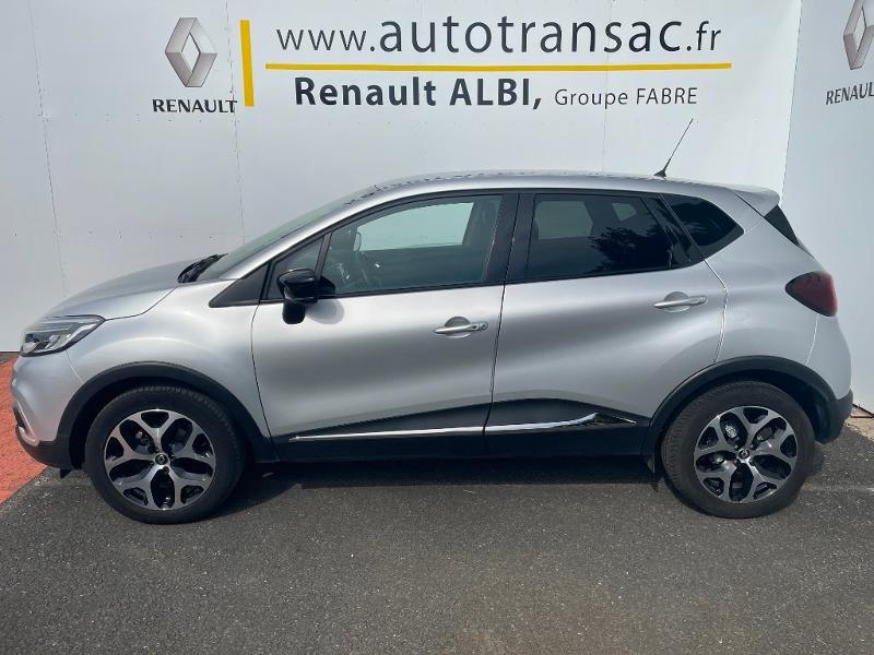 Renault Captur 1.2 TCe 120ch energy Intens EDC Gris occasion à Albi - photo n°3