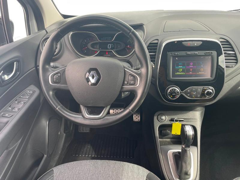Renault Captur 1.2 TCe 120ch energy Intens EDC Gris occasion à Albi - photo n°17