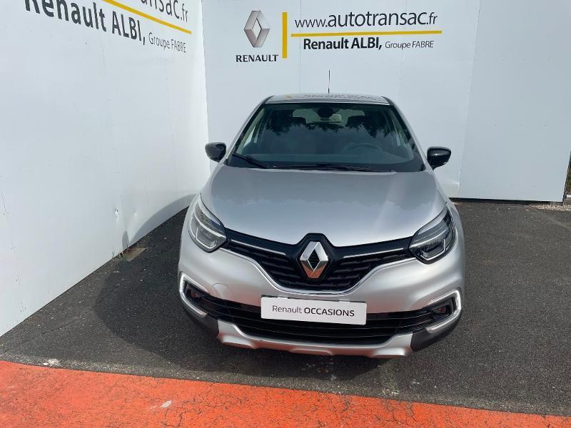 Renault Captur 1.2 TCe 120ch energy Intens EDC Gris occasion à Albi - photo n°2