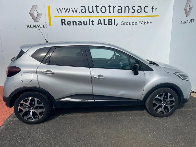 Renault Captur 1.2 TCe 120ch energy Intens EDC Gris occasion à Albi - photo n°6