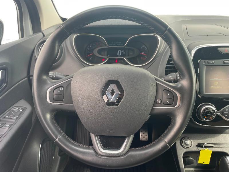Renault Captur 1.2 TCe 120ch energy Intens EDC Gris occasion à Albi - photo n°18