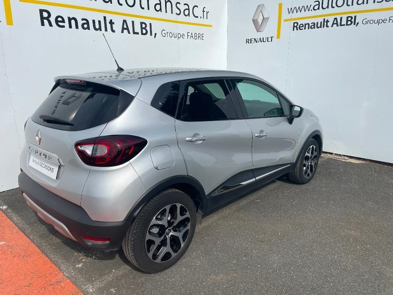 Renault Captur 1.2 TCe 120ch energy Intens EDC Gris occasion à Albi - photo n°5