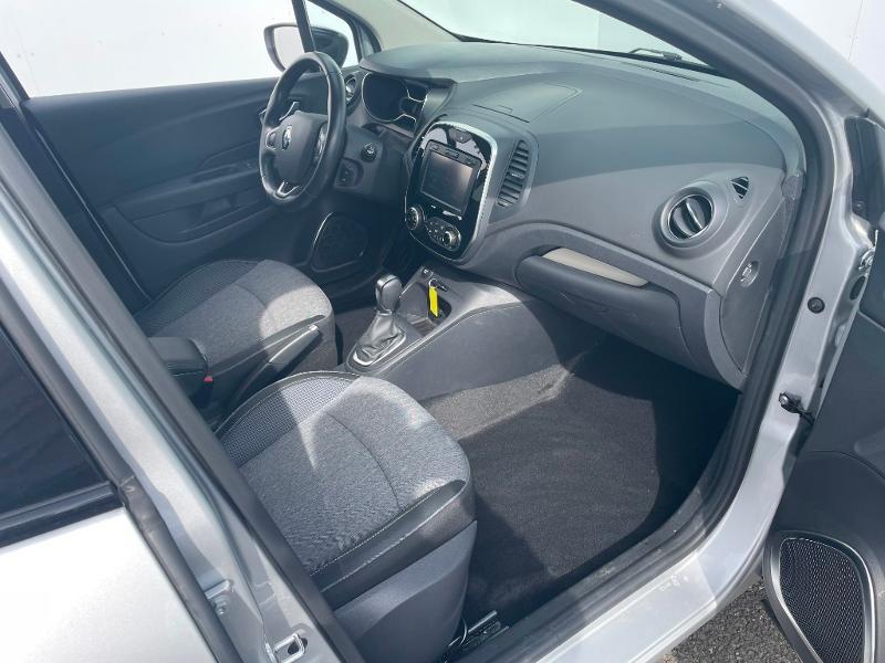 Renault Captur 1.2 TCe 120ch energy Intens EDC Gris occasion à Albi - photo n°12