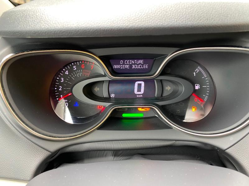 Renault Captur 1.2 TCe 120ch energy Intens Orange occasion à Figeac - photo n°8