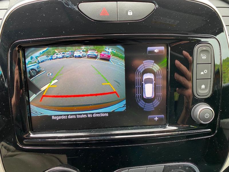 Renault Captur 1.2 TCe 120ch energy Intens Orange occasion à Figeac - photo n°12