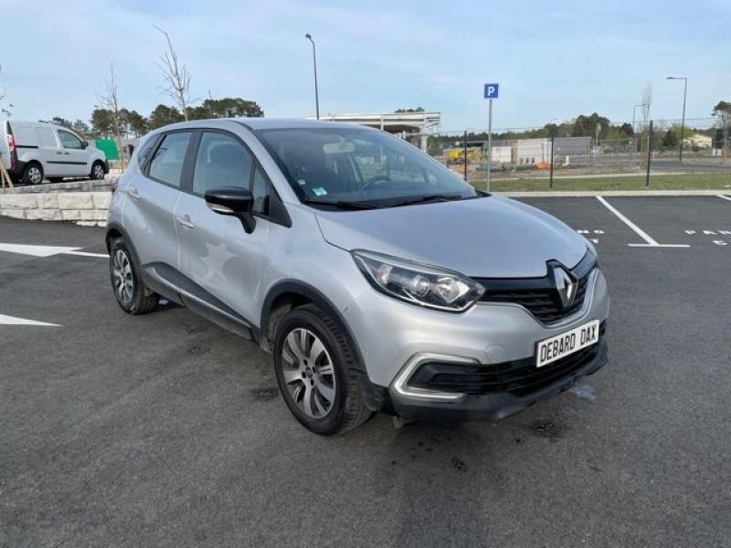 Renault Captur 1.2 TCE 120CH ENERGY ZEN EDC Argent occasion à Mées - photo n°9