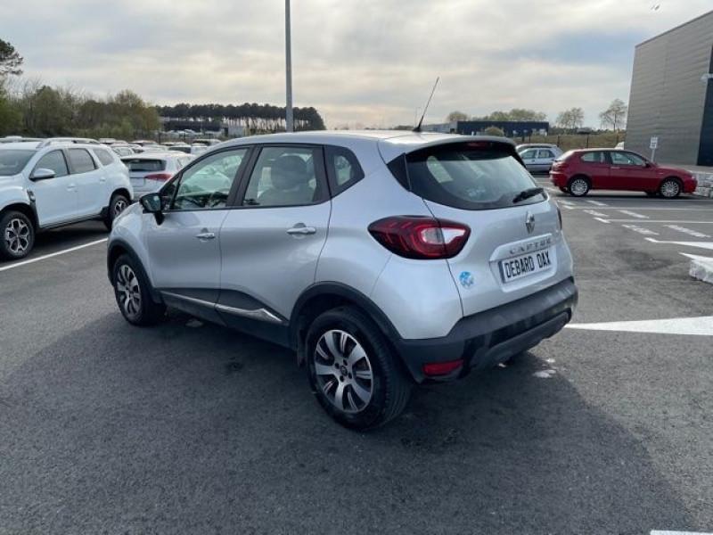Renault Captur 1.2 TCE 120CH ENERGY ZEN EDC Argent occasion à Mées - photo n°5