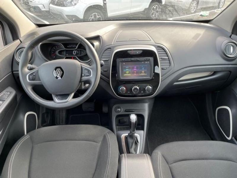 Renault Captur 1.2 TCE 120CH ENERGY ZEN EDC Argent occasion à Mées - photo n°4