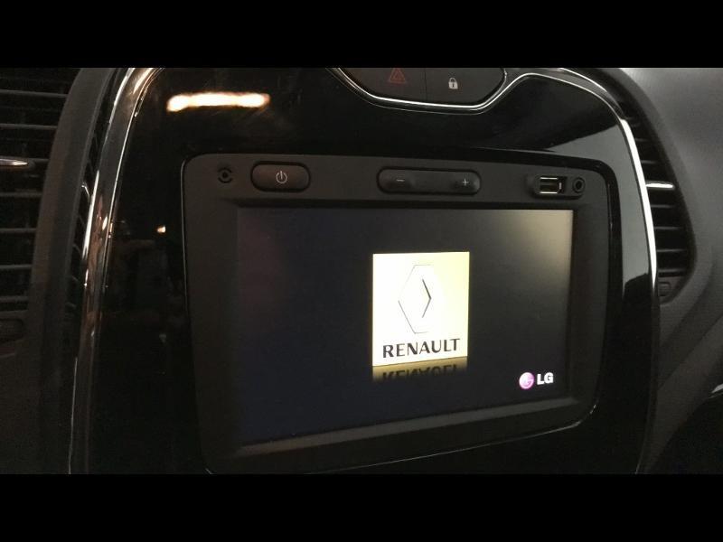 Renault Captur 1.2 TCe 120ch Stop&Start energy Intens EDC Euro6 2015 Noir occasion à Aurillac - photo n°7