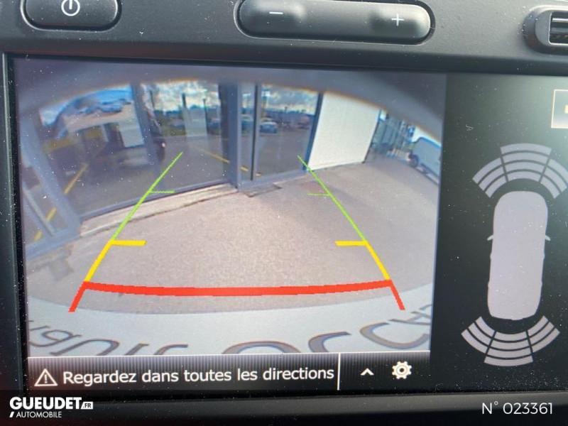 Renault Captur 1.3 TCe 130ch FAP Business Bleu occasion à Neufchâtel-en-Bray - photo n°13